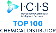 GJ Chemical is an ICIS Top 100 Chemical Distributor